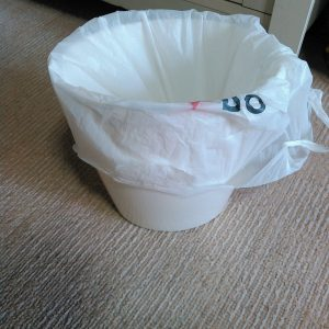 ゴミ袋 ゴミ箱
