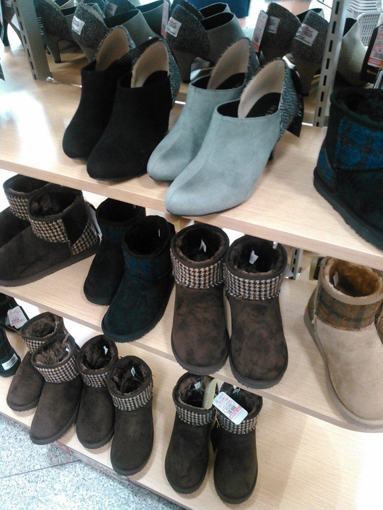 ハリスツイード 靴