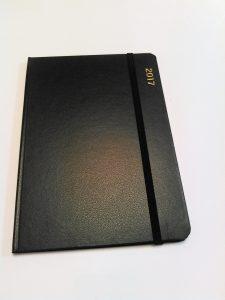 100円 手帳 シンプル