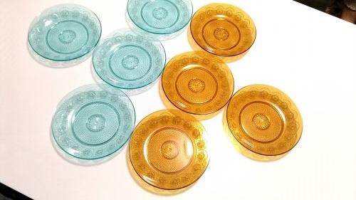 セリア、100均、食器、プラスチック、おしゃれ、