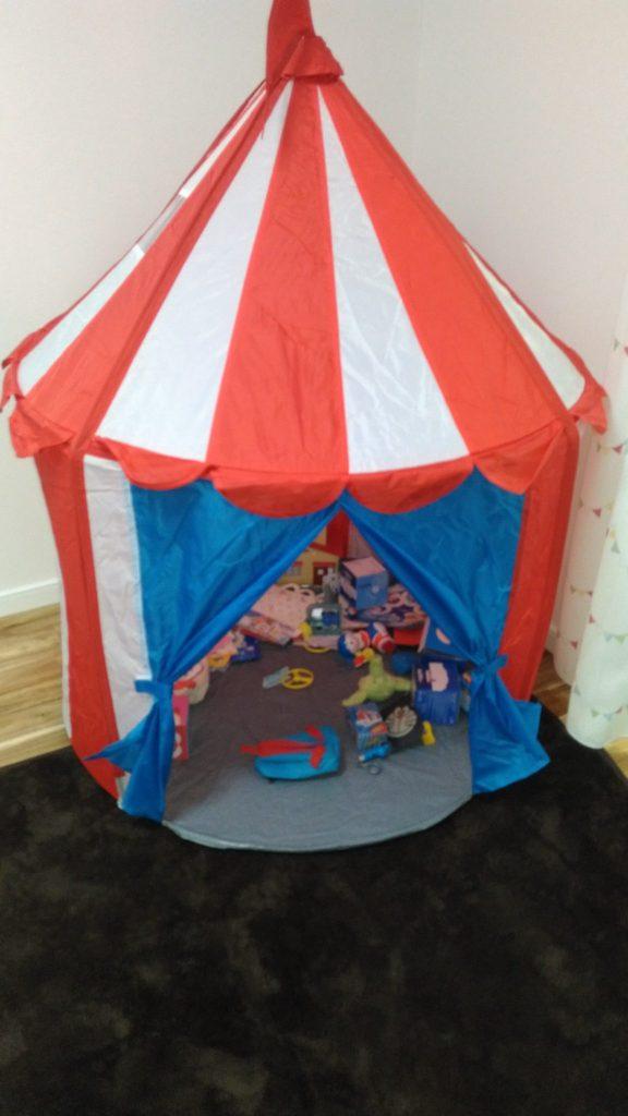 イケア 子供用 テント