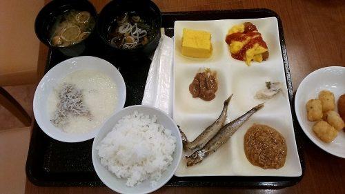 大江戸,新光,朝食,