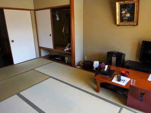 大江戸温泉,ホテル新光,客室室内,口コミ