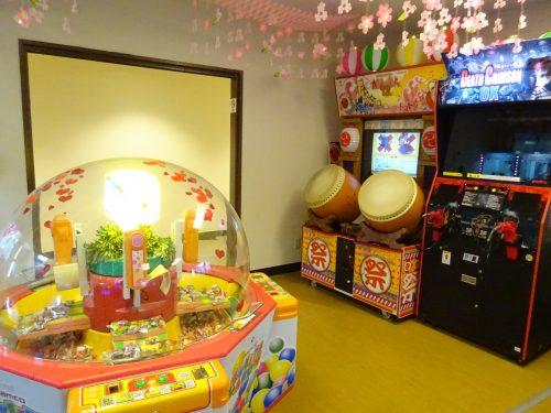 大江戸温泉,新光,ゲーム
