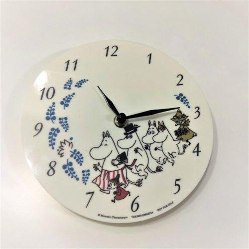 雑誌付録時計
