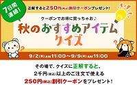 ニッセンクーポン250円割引