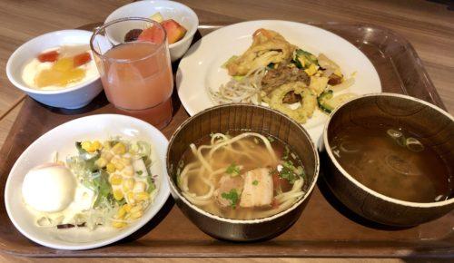 アートホテル石垣島朝食バイキング
