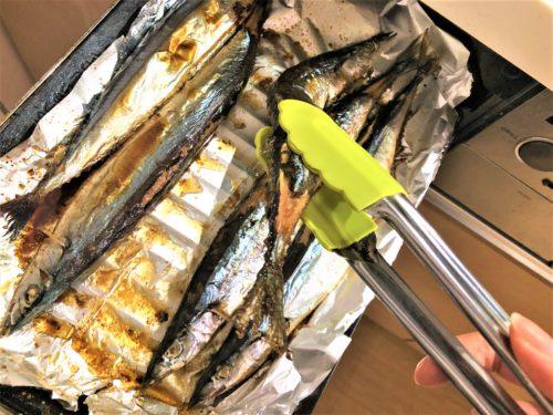 魚焼くくっつかない方法