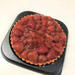 洋菓子店ソルシエ苺のコンポートタルト口コミ