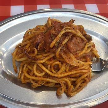 パンチョスパゲッティナポリタン