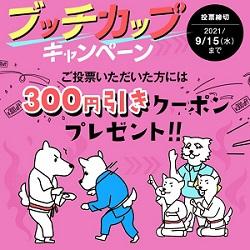 ブッチドックフードクーポン300円